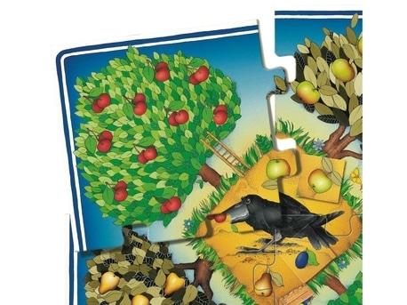 El Gran Frutal (gran juego de suelo)