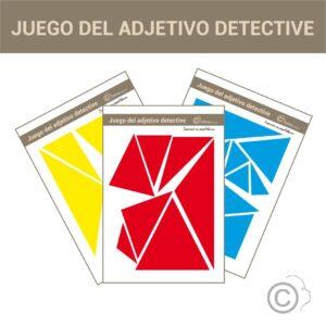 Adjetivo detective Montessori