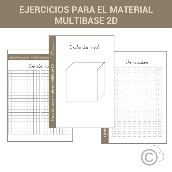 Material multibase 2D